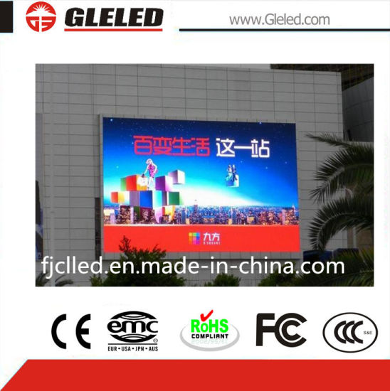 Wholesale Experienced Manufacturer LED Display for Outdoor Indoor Video with Epistar Chip 9 Mil
