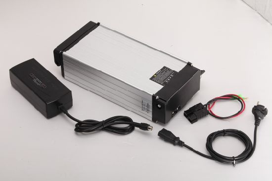 Factory Directly Rear Rack Battery 48V 15ah Lithium Ion Battery for Electric Bike pictures & photos