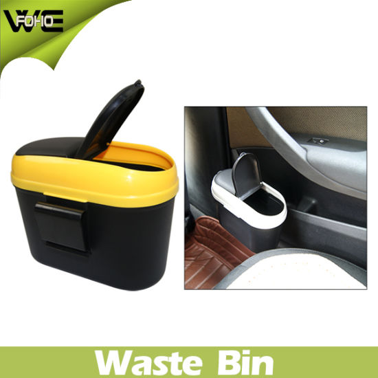 Small Garbage Can Good Sale Fancy Outdoor Plastic Dustbin pictures & photos
