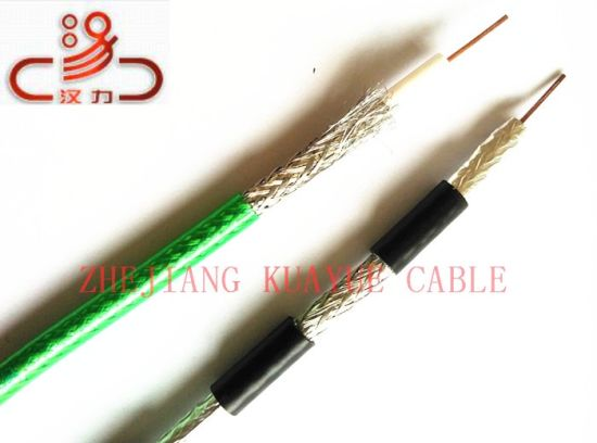 Coaxial Cable 50 Ohm Rg213/Computer Cable/ Data Cable/ Communication Cable/ Connector/ Audio Cable