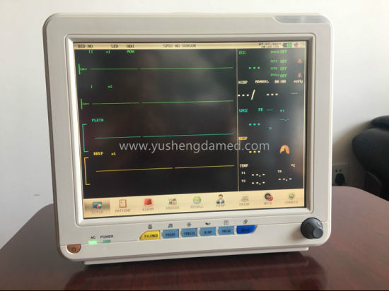 Hot Sale High Qualified Medical Equipment Patient Monitor pictures & photos