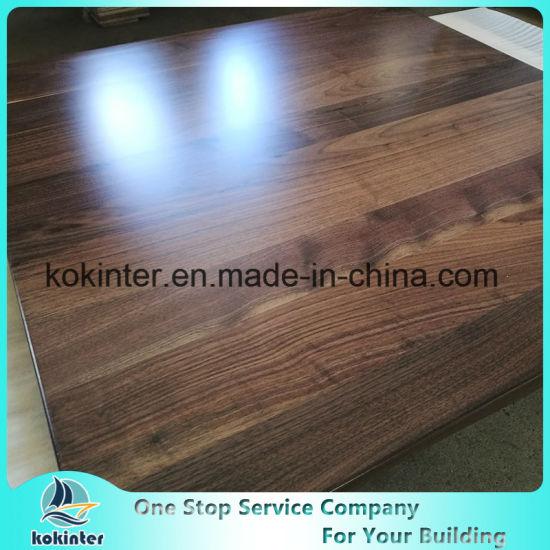 Walnut End Glue Panel Board Edge Glue Board Full Lamella Board