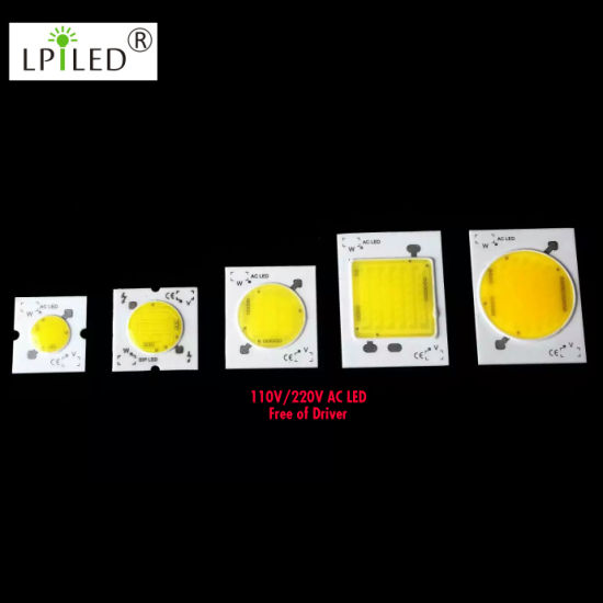 110V 220V 50W COB LED Free of LED Driver pictures & photos