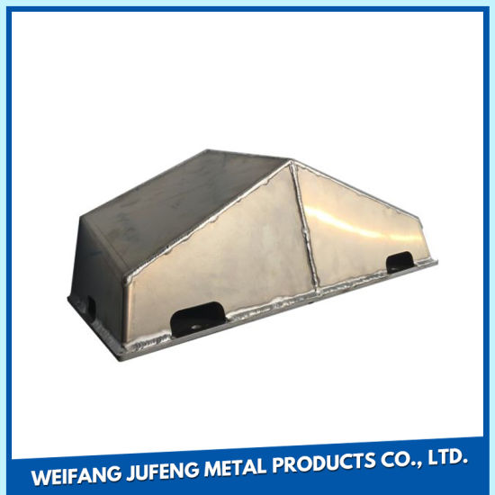 Manufacturer Customized Machined Metal Stamping Parts Welding Parts of LED Housing
