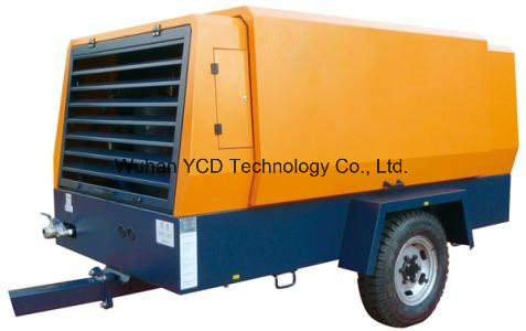 Motor Driven Portable Screw Air Compressor (MSC565E) for Mining, Shipbuilding, Urban Construction, Energy, Military and Industries pictures & photos
