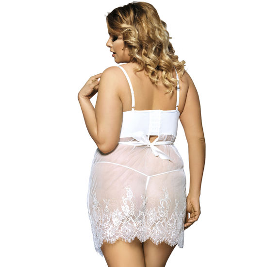 2017 Top Brand Transparent OEM Services New Arrivals Wholesale Popular Plus Size Clothes pictures & photos