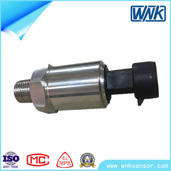 China Robust and Programmable 2-Wire Pressure Sensor with