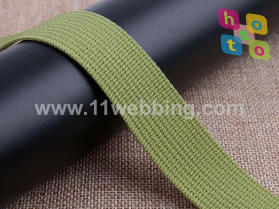 1 Inch Polyester Backpack Strap Webbing Factory Spot Goods Supply pictures & photos
