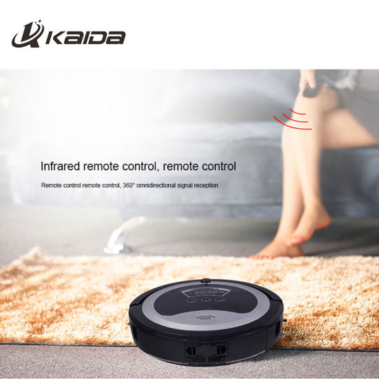 Intelligent Dry Wet Robot Vacuum Cleaner for Home