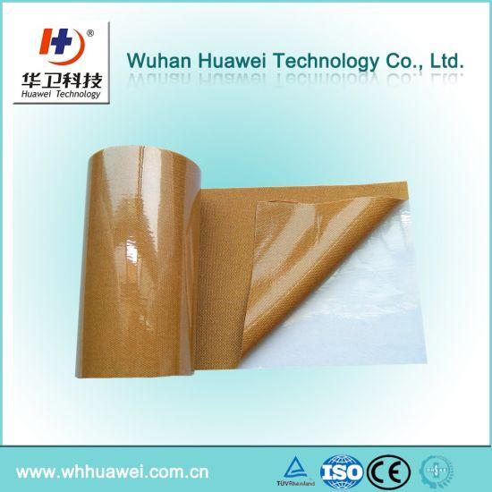 OEM Skin Color Elastic Fabric Material for Bandage Manufacture