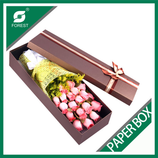 Wholesale New Designly Colored Jewelry Gift Boxes (FOREST PACKING 017) pictures & photos