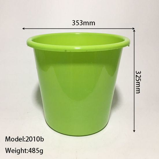 Second Hand Plastic Injection Water Bucket Mold