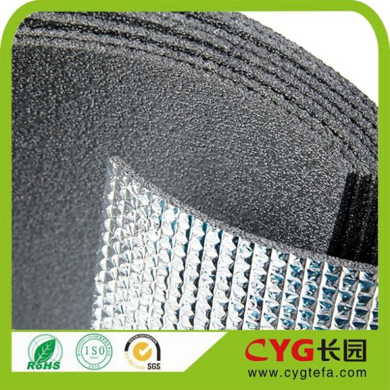 Aluminium Foil Roof Insulation Foam Sheet pictures & photos