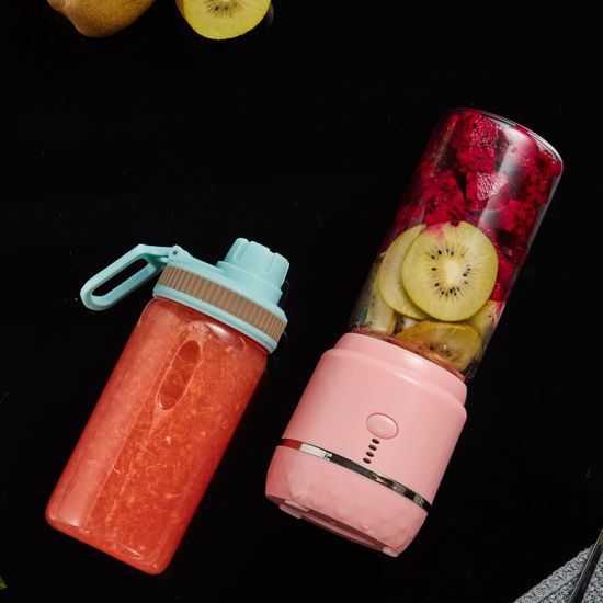 Smart Mini Hand Electric Fruit Vegetable Blender/Juicer /Juce Extractor Portable USB Rechargeable