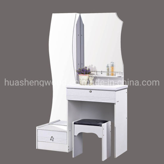 High Quality Wooden MDF Dresser for The Bedroom