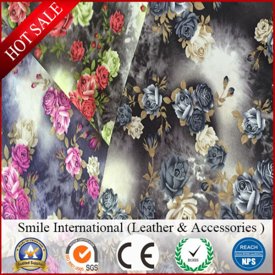 PVC Artificial Leather for Bag/Shoes/Sofa/Garment Wholesales