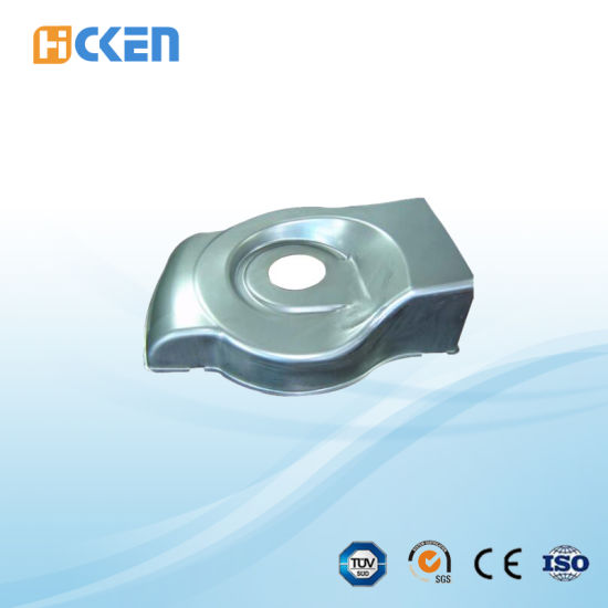 Sheet Metal Stamping, Stamping Part with Zinc Plating pictures & photos