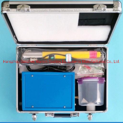 XT-F01 Portable Electrostatic High Voltage Flocking Machine