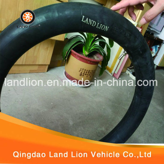 Land Lion Factory Directly Supply Butyl Rubber Inner Tube pictures & photos