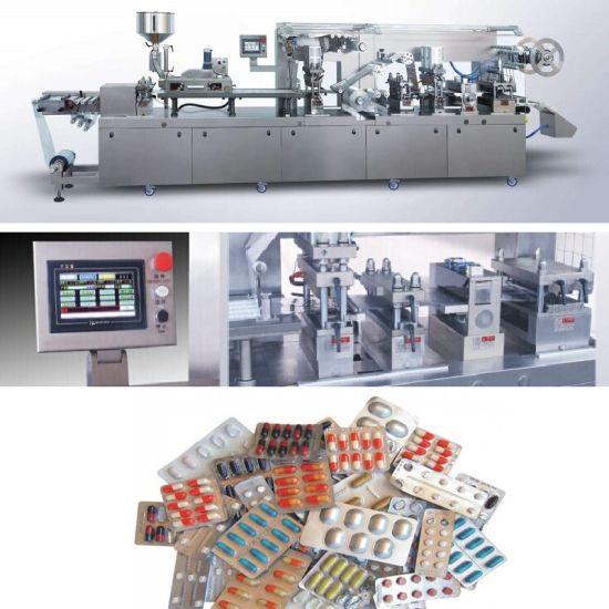Aluminium Plastic Blister Packaging Machine