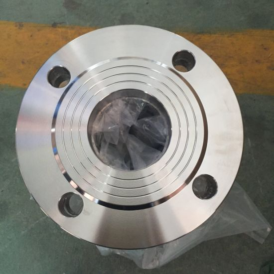Stainless Steel Forged Flange for Slip-on, Weld Neck, Thread, Blind, Socket Weld