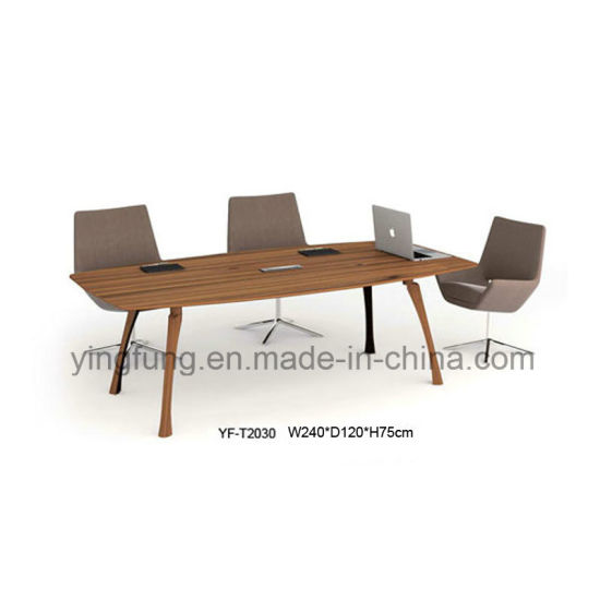 China Modern Conference Room Table Meeting Desk YFT China - Conference room table price