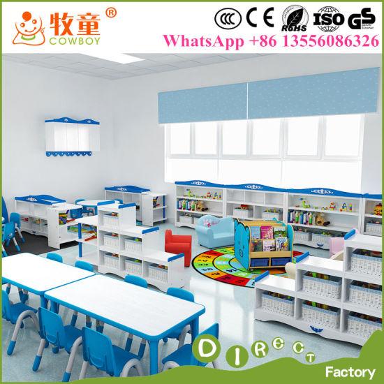 China Kids Pre School Nursery Furniture