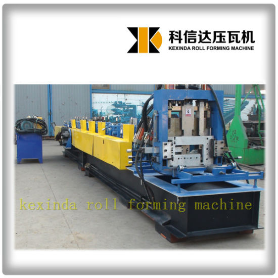 Kexinda U Shape Roll Forming Machine pictures & photos