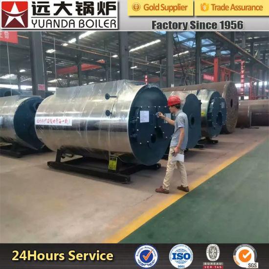 China with Baltur/Weishaupt/Riello Brand Burner LPG Gas Steam Boiler ...