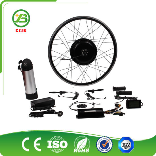 Jb-205/35 1000W 48V 26 Inch Electric Bicycle Brushless Motor Kit pictures & photos