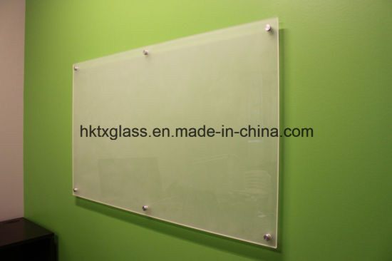 High Quality Tempered Magnetic Kids Writing Whiteboards pictures & photos