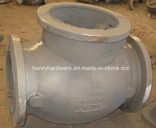 Valve Body Casting, Ductile Iron Casting pictures & photos