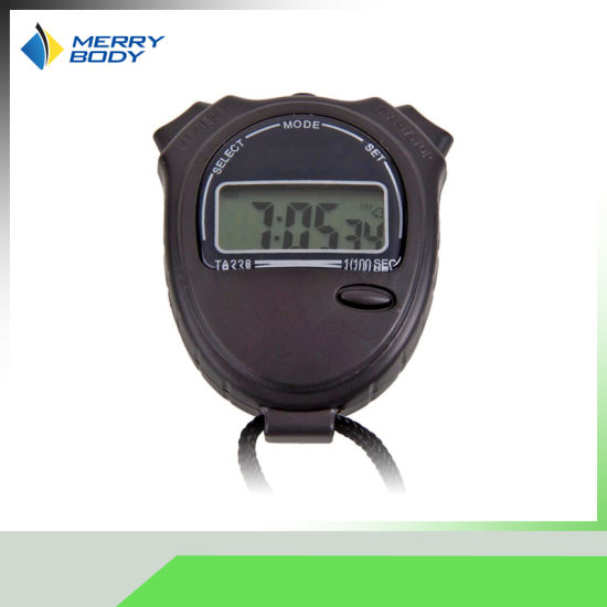Sports Timer Professional Large Digital Sports Stopwatch pictures & photos