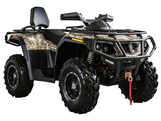 Liquid-Cooled, Single Cylinder All Terrain Vehicle ATV Used for Grassland/Forest/Beach pictures & photos