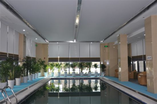 Charming Window Blinds Swimming Pool Window Gym Window Roller Blinds Shutter. Get  Latest Price