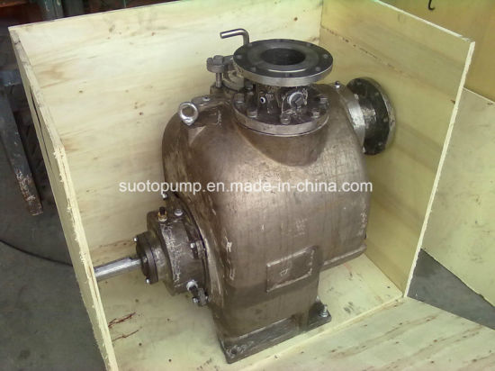 Zw80 80 35 Self Priming Trash Pump For Mine Industry Sump
