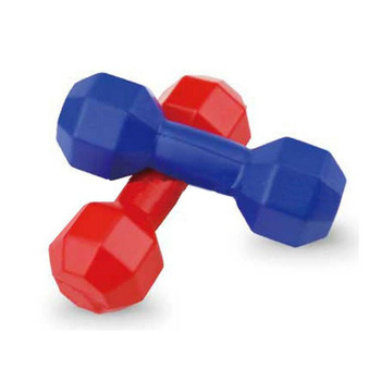 Hot Selling Cute Shape Cheap Promotion Dumbbell Shaped PU Stress Ball