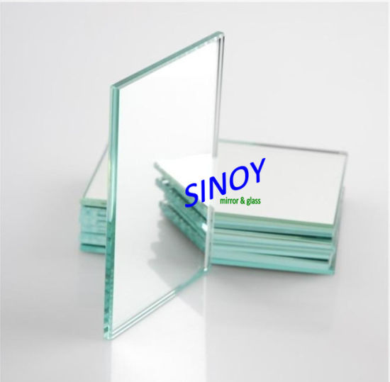 1 1mm 8mm Thickness Float Glass Double Coated Clear Silver Mirror With Max Sheet Size 2440 X 3660mm For Interior S
