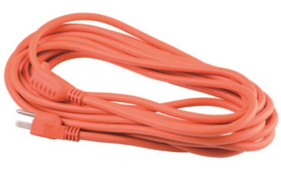 Outdoor Extension Cord / Extended Power Cord 16/14/12/10 AWG 3c Sjtw