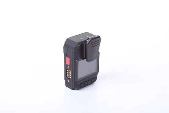 Surveillance Digital IP Security IP Police Body Camera with 4G/WiFi/GPS pictures & photos