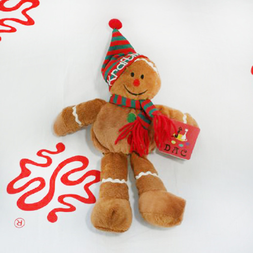 Cute Cartoon Stuffed Soft Plush Christmas Doll pictures & photos