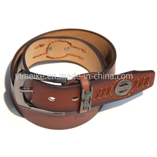2016 Yiwu OEM Top Sale Men Fashion Leather PU Belts pictures & photos