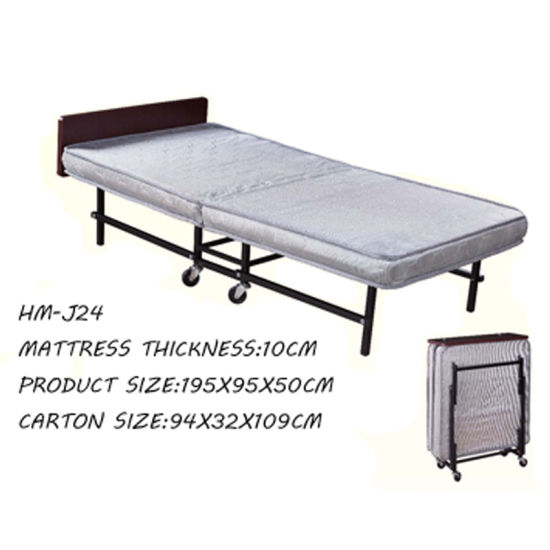 Extra Bed/Hotel Extra Bed/Folding Extra Bed/Hotel Extra Bed Folding Bed/Folding  Sofa Bed/Sofa Cum Bed/Metal Hotel Hm J24