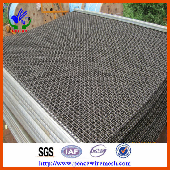 Spring Wire Quarry Screen Mesh pictures & photos
