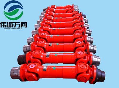 Cardan Shaft for SWC Series Medium-Duty Designs in Industry pictures & photos