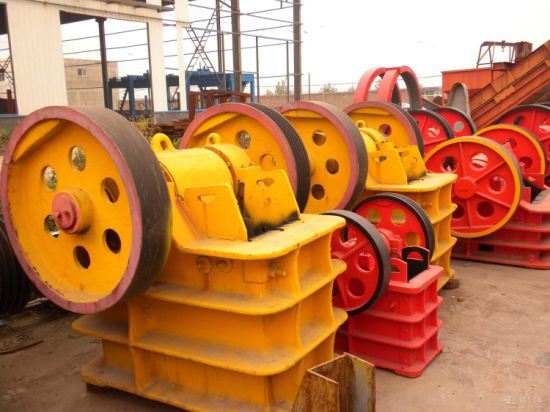 PE-Jaw Crusher and Pex-Fine Jaw Crusher pictures & photos