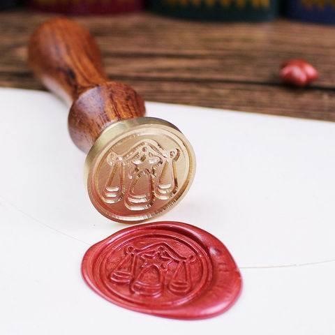Wedding Envelope Custom Design Seals