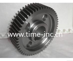 Custom Precision Spiral Bevel Gear for Gaz Helical Bevel Gear pictures & photos