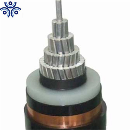N2xsy/Na2xsy Electric Single Core XLPE Insulated Copper Wire Shield 11kv Aluminum Armour Power Cable