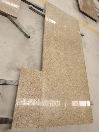 Sunset Gold Yellow Granite G682 Countertop for Kitchen (YY-CT8602) pictures & photos